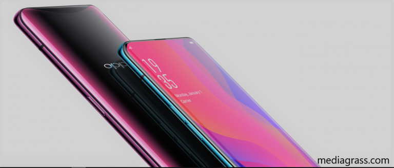 oppo find x announced