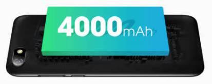 Lenovo A5 battery