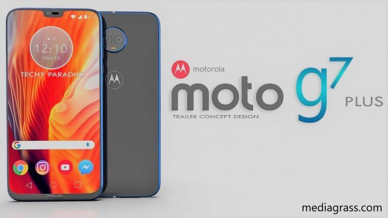 Motorola Moto G7 specifications