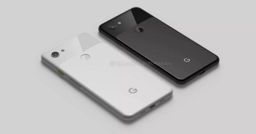 Google Pixel 3a camera