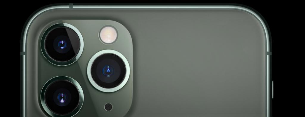 iPhone11 camera